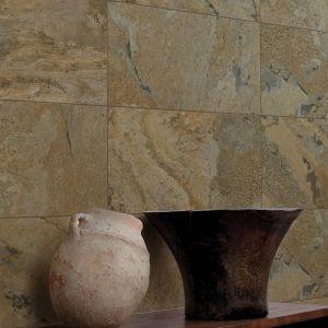 Carrelage Arcata stone terre antidérapant 30x60 cm pour sol et mur