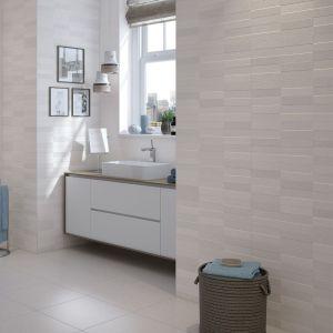 Carrelage Decor Limestone blanc 25x60 cm pour mur