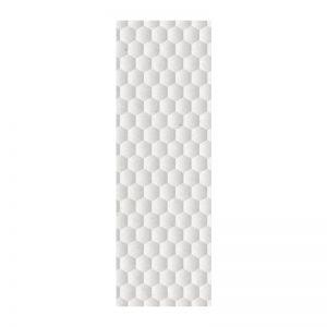 Carrelage Eden Granite blanc 30x90 cm pour mur