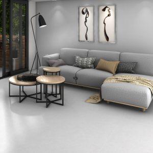 Carrelage Granite blanc antidérapant 60x60 cm pour sol